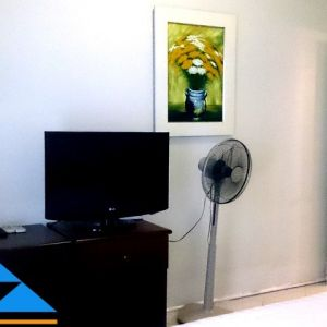 Serviced apartment for rent with new furniture in Phu Nhuan District