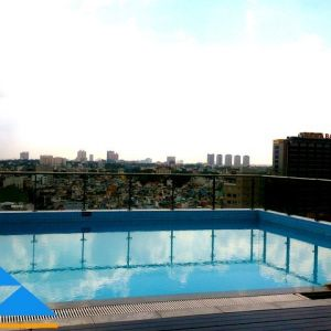 Nice Saigon Pavillon apartment for rent in Saigon Center