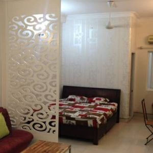 Nice and cheap studio apartment for rent in Binh Thanh, Ho Chi Minh city
