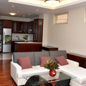 Nice Central Garden apartment in 225 Ben Chuong Duong