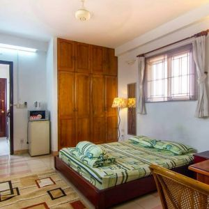 Cheap and nice serviced apartment for rent in District 1