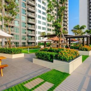 Riviera Point serviced apartment for rent in District 7