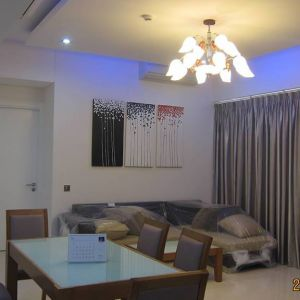 High Floor Estella apartment for rent in District 2