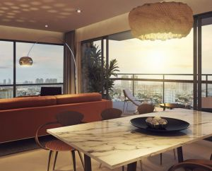 GATEWAY THAO DIEN Luxurious apartment is for sell now