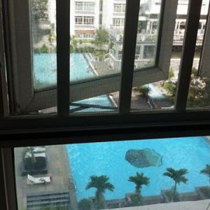 New Saigon apartment for rent in District 7