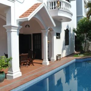 Find friend to share Villa for rent in Thao Dien District 2