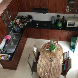 Room for rent in a share house in Thao Dien
