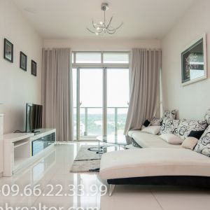 Beautiful apartment in The Vista An Phu for lease