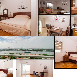 River Garden - Elegant 3 bedroom apartment for rent in District 2 Vinhrealtor.com