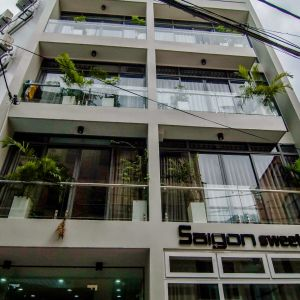 Brand New Saigon Sweethome Serviced Apartment in District 1