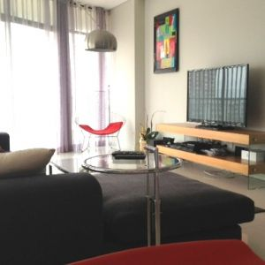 URGENT!! MODERN 3 BR APARTMENT FOR RENT AT CITY GARDEN