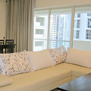Large space with 3 bedrooms at The Estella Apartment for rent