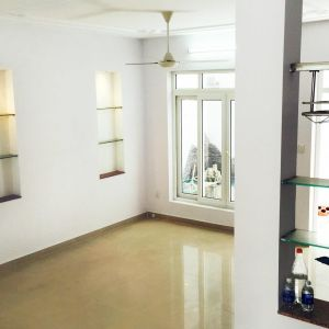 River View 85m2 Fully Furnished Flat, 2 Bedrooms, 2 Bathrooms, near centre