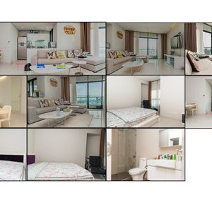 Short time 1br - usable area $90sqm for lease in City Gatrden
