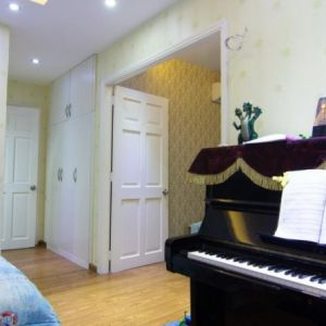 Apartment for rent at Central Plaza 3 beds room in Tan Binh dist