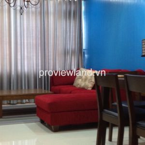 Saigon Pearl apartment for rent Sapphire 2 92sqm 2BRS full furnished view District 1