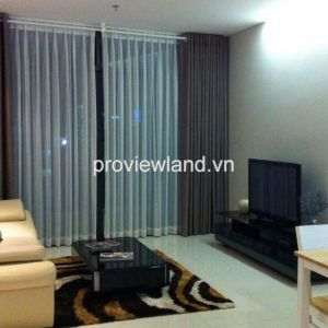 City Garden apartment for rent in Binh Thanh District 69sqm 1BR modern design
