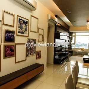 Saigon Pearl Apartment for sale 3 bedrooms 140 sqm luxury interior on high floor