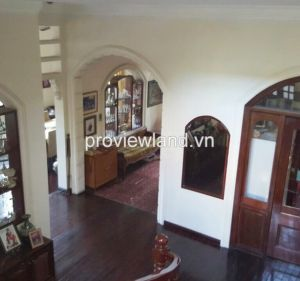 Villa for rent in Thao Dien on Dang Huu Pho 3BRs spacious garden and pool