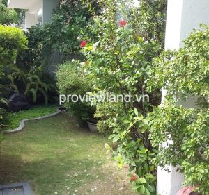 Villa for rent in Riviera An Phu 300sqm 2 floors 5BRs with garden and garage