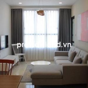 Leasing ICON 56 apartment 17th floor 82sqm 2 bedrooms beautiful