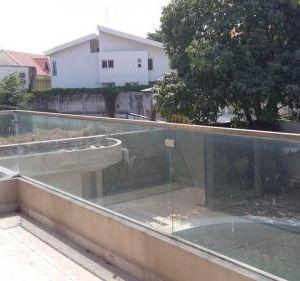 Villa for rent in Thao Dien 900sqm 5BRs, pool, garden and garage