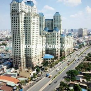 Saigon Pearl apartment for rent at Sapphire 2 with 3beds 140sqm
