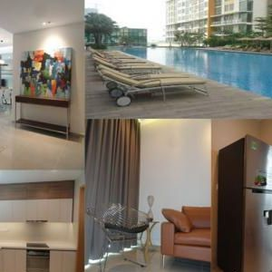 The Vista apartment for rent 142sqm 3 beds with nice river view