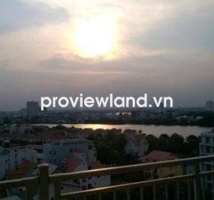 145sqm XI Riverview apartment for rent with 3 bedrooms