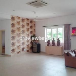 Image for Villa for sale in Thao Dien 4brs 530 sqm 1 floor garden and pool