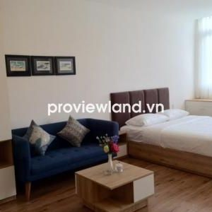 Apartment for rent in Binh Thanh District full furnished