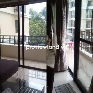 Cantavil An Phu apartment for rent 2 bedrooms 1 office room