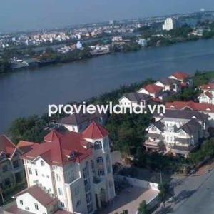 River Garden apartment for rent high floor 2BRS long balcony