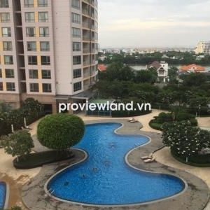 XI Riverivew flat for rent low floor 186sqm 3BRs basic furnished