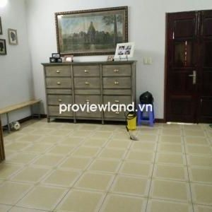 House for rent in Quoc Huong compound Thao Dien ward 3 bedrooms