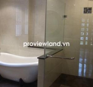 Villa for rent on Hai Ba Trung District 3, 200sqm of area