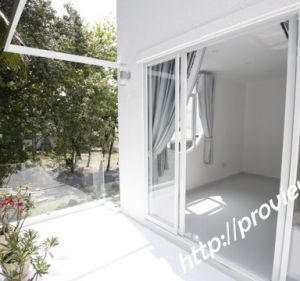 Villas for rent in Tran Nao with 130m2 and 3 bedrooms has garden