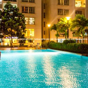 Apartment for rent in Hoang Anh River, 4 bedroom, 158m2