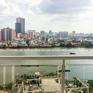 Best Location Apartment Of Hoang Anh River View For Rent 0938.086.268