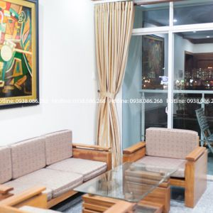 High floor Hoang Anh River View in District 2