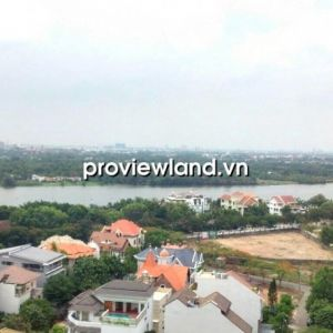 XI Riverivew apartment for rent 3 bedrooms T3 tower 185 sqm balcony with riverview