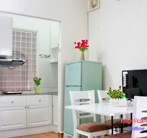 Rental serviced apartment in Ben Nghe Ward, District 1 has bathtub