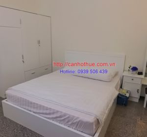 Serviced apartment for rent is fully furnished with 1 bedroom.