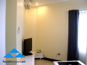 MaiHaLan serviced apartment for rent in Saigon, D1