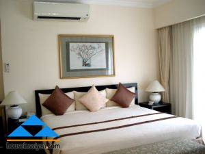 Norfolk luxurious serviced apartment for rent in Saigon