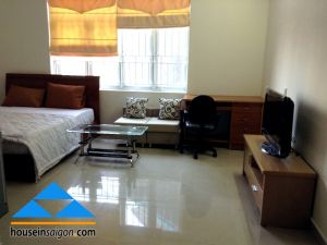 Javiar House serviced apartment for rent in Binh Thanh