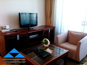 SG River view residences serviced apartment for rent in Saigon