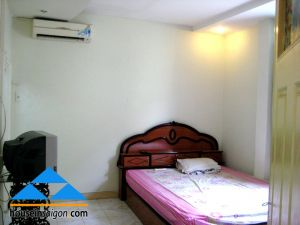 Very cheap apartment (room) for rent in Saigon Center