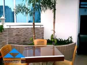 Usilk new serviced apartment for rent in Saigon, Tan Binh Dist