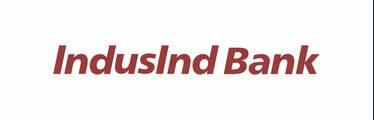 Indusind bank logo